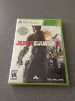 Just Cause 2 (microsoft Xbox 360, 2010)