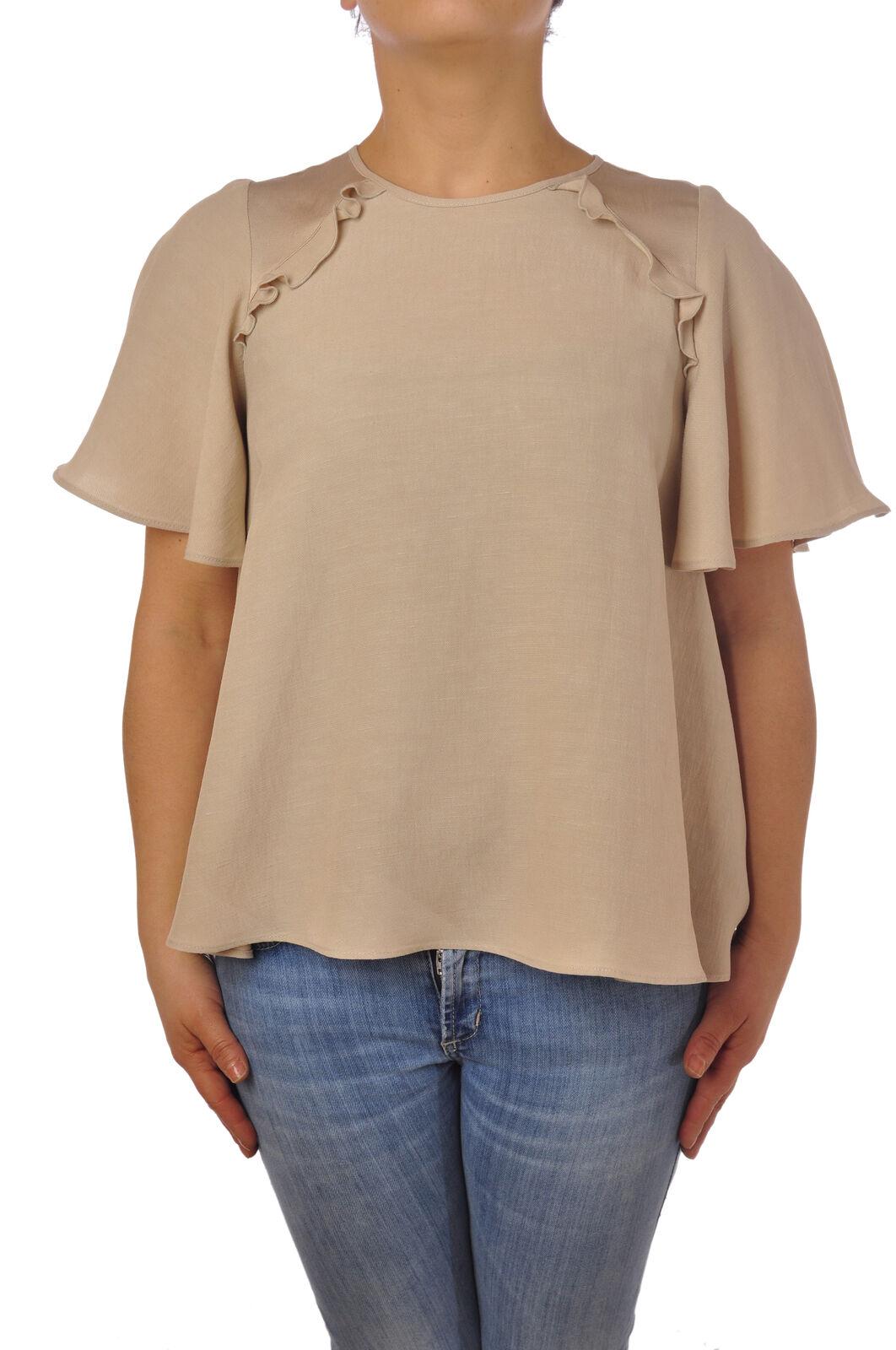 Twin Set - Shirts-Blouses - Woman - Beige - 5106822F180630