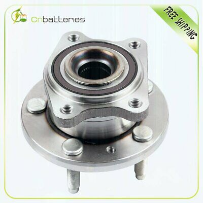 Wheel Hub and Bearing For 2005-2007 Ford Five Hundred Freestyle Front Left and Right 2Pc
