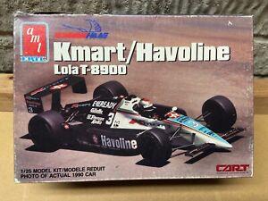 AMT Kmart Havoline Lola T-8900 Michael Andretti 1:25 #6888 + Resin Upgrade Kit