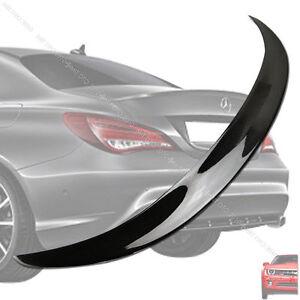 Carbon For Mercedes BENZ W117 CLA Class D Look Trunk Boot Spoiler 2017