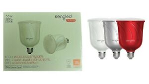 Sengled-Pulse-LED-Bulb-Wireless-Speaker-2-pack-C01BR30MSC-C01BR30MSW-C01BR30MSP