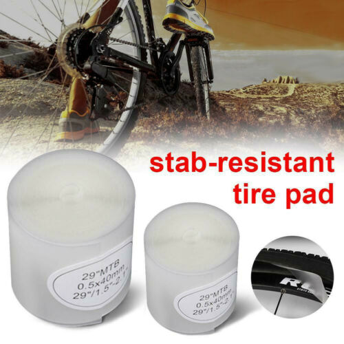 2pc Bike Tire Liner Puncture Proof Belt Protection Pad For 700C MTB Road Bicycle
