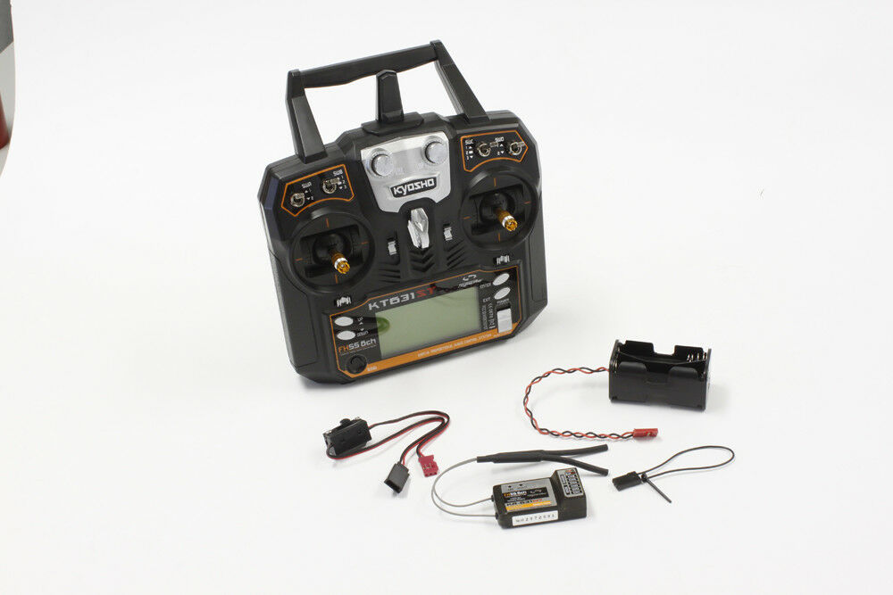 KYOSHO SYNCRO 6CH TRANSMITTER & RECEIVER KIT ALL AIRCRAFT, BOATS, CARS, DRONES