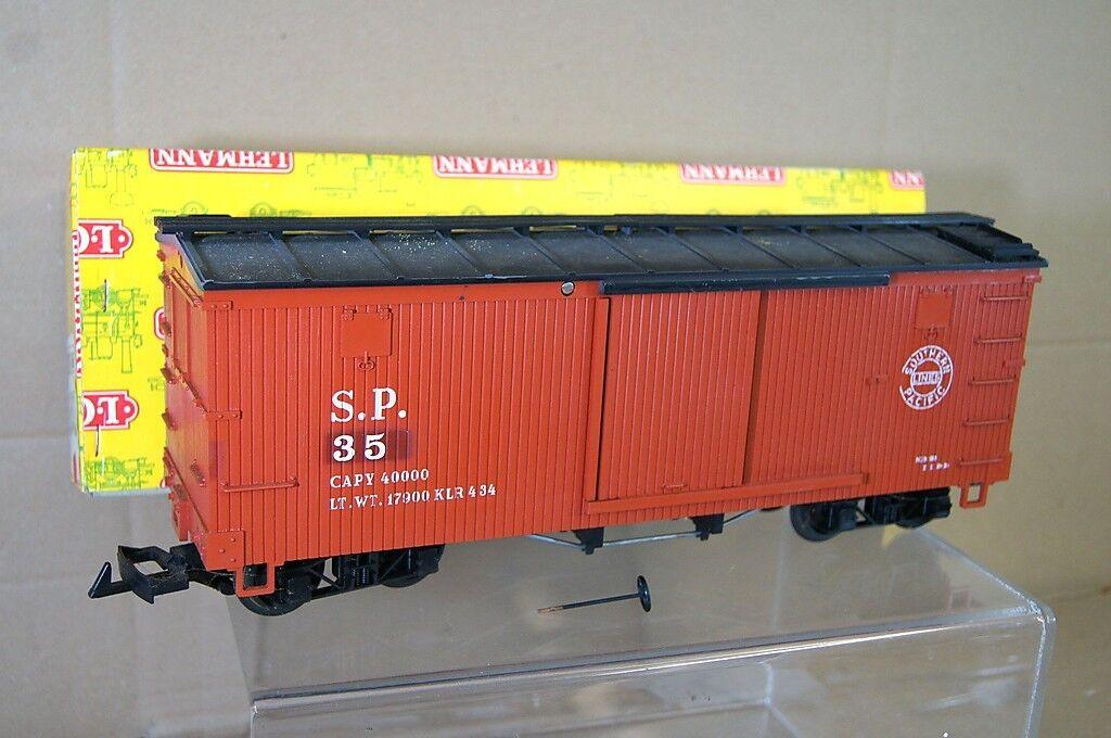 LGB 4067 Southern Pacific Sp Caja Coche Vagón 35 en Caja ND