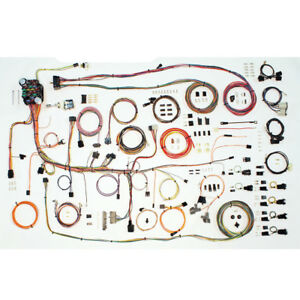 details about 69 firebird classic update series complete body & interior wiring harness kit  69 firebird wiring harness #8