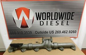 CAT-C-15-Exhaust-Manifold-Part-133-3359-231-3482-Good-Used-Parts