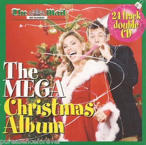 V A The Mega Christmas Album Volume 1 Uk 12 Tk Cd Album