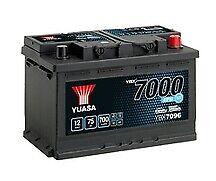 Yuasa YBX7096 Start-Stop Battery