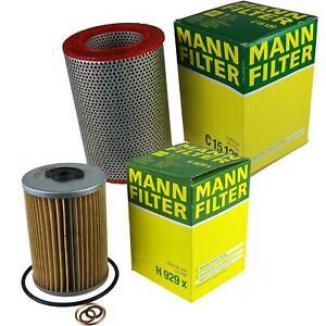 MANN-FILTER-PAKET-Mercedes-Benz-SL-Coupe-C107-280-SLC-S-Klasse-W116-SE-SEL-R107