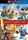 Lego Legends of Chima Complete Seasons 1 and 2 DVD