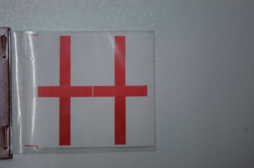 DRAPEAU POUR BATEAU ANCIEN 6,0 X 3,1 centimètres CONSTRUCTO référence 80194
