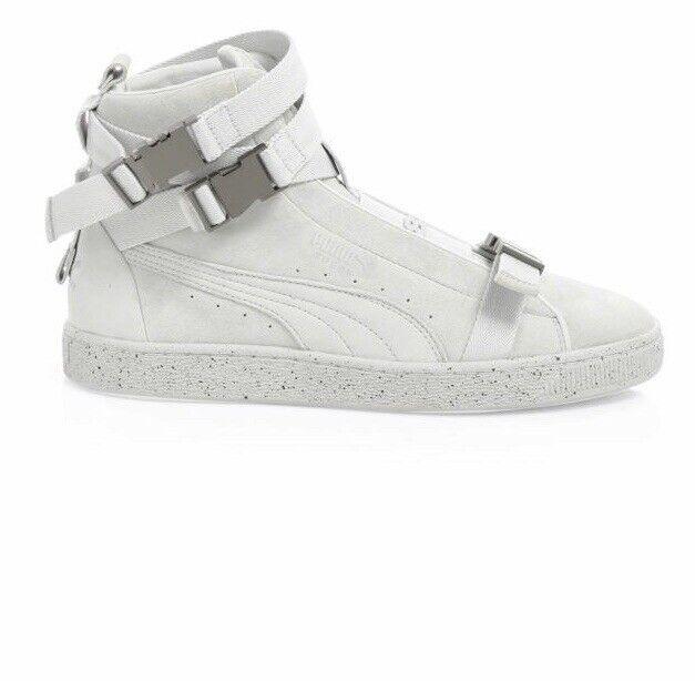 Puma Weekend High-Top Suede Sneakers,Glacier Grey, Varoius Sz. NWT