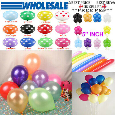 """WHOLESALE Balloons Pink 100-5000 10/"""" Latex new LARGE High Quality Any Occasions"""