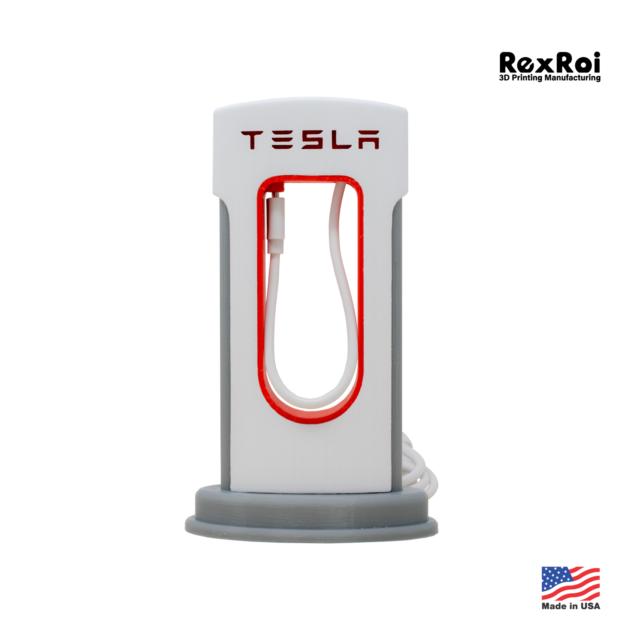 Tesla Official Desktop Supercharger Phone Charger For Sale Online Ebay