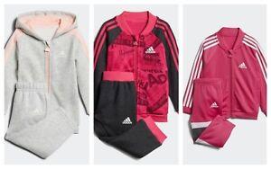Adidas Tracksuit Baby Set Girls | eBay