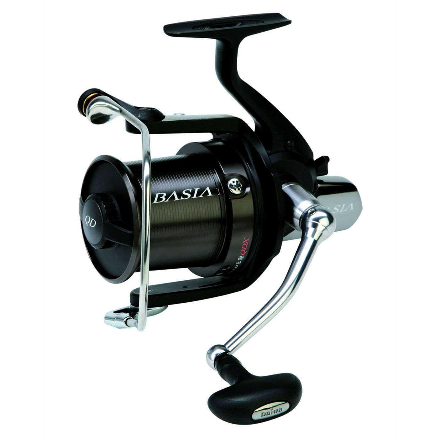 Daiwa Tournament Basia 45 QDX Big Pit Carp Reel Brand New - Free Delivery