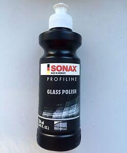 Ossido Di Cerio Vetro.Details About Sonax Removal Eliminates Scratches Glass Windscreens Glass With Cerium Oxide Car Show Original Title