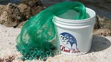 "Bait Buster 7 ft. Radius 3/8"" Sq. Mesh Bait Cast Net CBT-BB7 by Lee Fisher"
