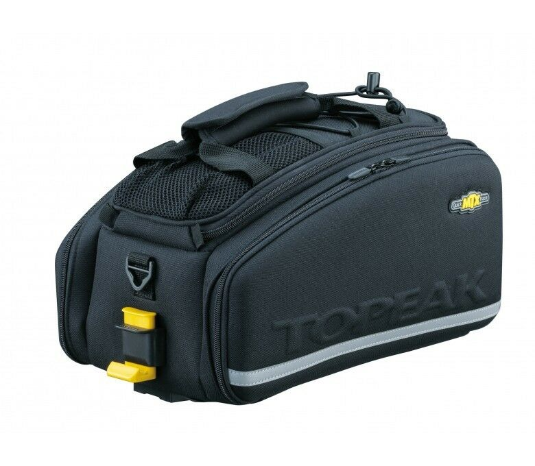 Topeak MTX EXP TRUNK TRUNK TRUNK BAG WITH PANNIERS 36x25x21.5cm Shoulder Strap, Carry Handle 17edda
