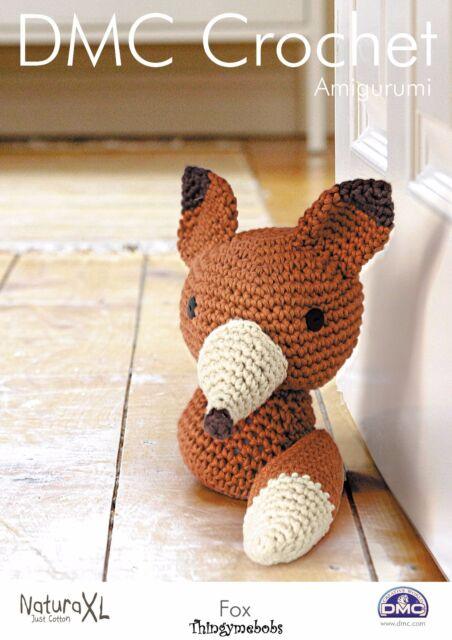 Crochet Fox amigurumi pattern - Amigurumipatterns.net   640x452