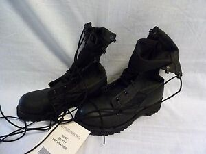 Military-Jungle-Boots-3-5-Narrow-Hot-Weather-Steel-Toe-New-117