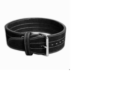 Inzer 1 Prong Belt schwarz black 13 mm