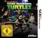 Teenage Mutant Ninja Turtles (Nintendo 3DS, 2015, Keep Case)