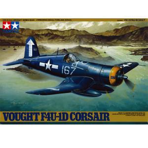 Tamiya-61061-Vought-F4U-1D-Corsair-1-48