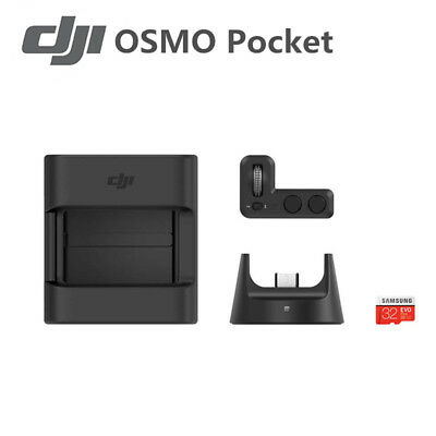 Multi-Function Accessories Expansion for DJI Osmo Pocket ULANZI OP-3 1//4 inch Screw Stabilizer Adapter Kit Bracket for DJI Osmo Pocket