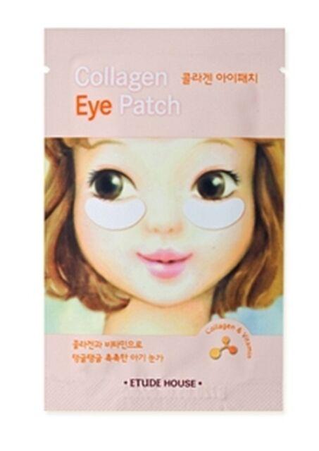 Etude House Collagen Eye Patch / Korea Cosmetics