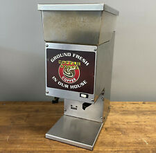 Crathco Grindmaster 190 Commercial Stainless Coffee Grinder 120v 12hp
