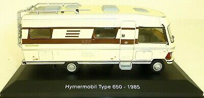 Model Building Straightforward Hymermobil Type 650 1985 Like Breaking Bad Atlas 1:43 Motorhome Accam002 Ua1 Wide Selection;