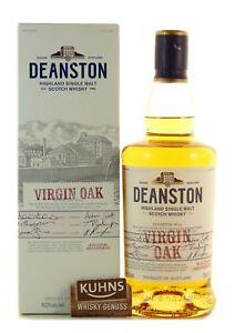 Deanston Virgin Oak Highland Single Malt Scotch Whisky 0,7l, ALC. 46,3 vol%