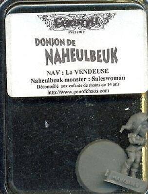 Fenryll Donjon De Naheulbeuk Nav La Vendeuse Vari Stili