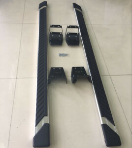 2015-2018-Ford-F150-Super-Duty-Crew-Cab-Running-Board-Nerf-Bars-OE-STYLE-Steps
