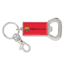 "FC Barcelona Official Soccer 3"" Bottle Opener Key Chain Barca Wincraft"