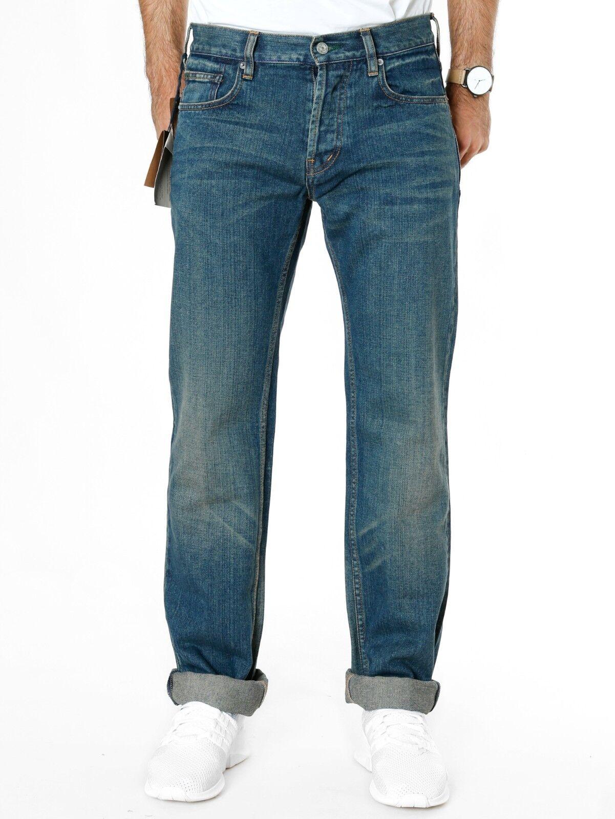 Paul Smith - Herren Jeans Hose - - - Regular Straight Fit - Dunkelblau - W28-W30 | Lebensecht  | Sale  | Online Outlet Store  | Schön und charmant  | Vollständige Spezifikation  e88966