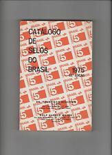 CATALOGO DE SELOS DO BRASIL 1975 schiffer