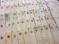 ANTIQUE PAPER 1800s