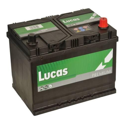 65D26L LUCAS Car Battery 12V 68AH
