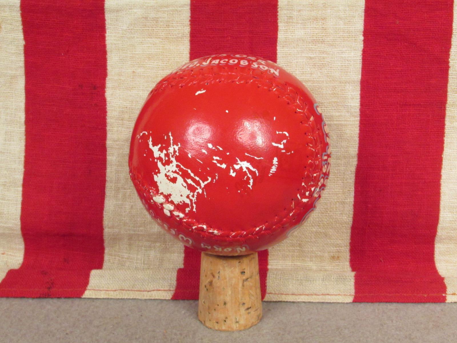 Vintage Vintage Vintage 1963 Us Marines League Championship Trophäe Softball Usmc Bemalt Armee fa9269