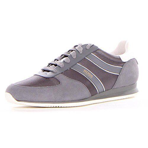 56ce2ad4084 Buy Men Hugo Boss Shoes Orland LowP Ny1 Fashion Grey Size 9 online ...