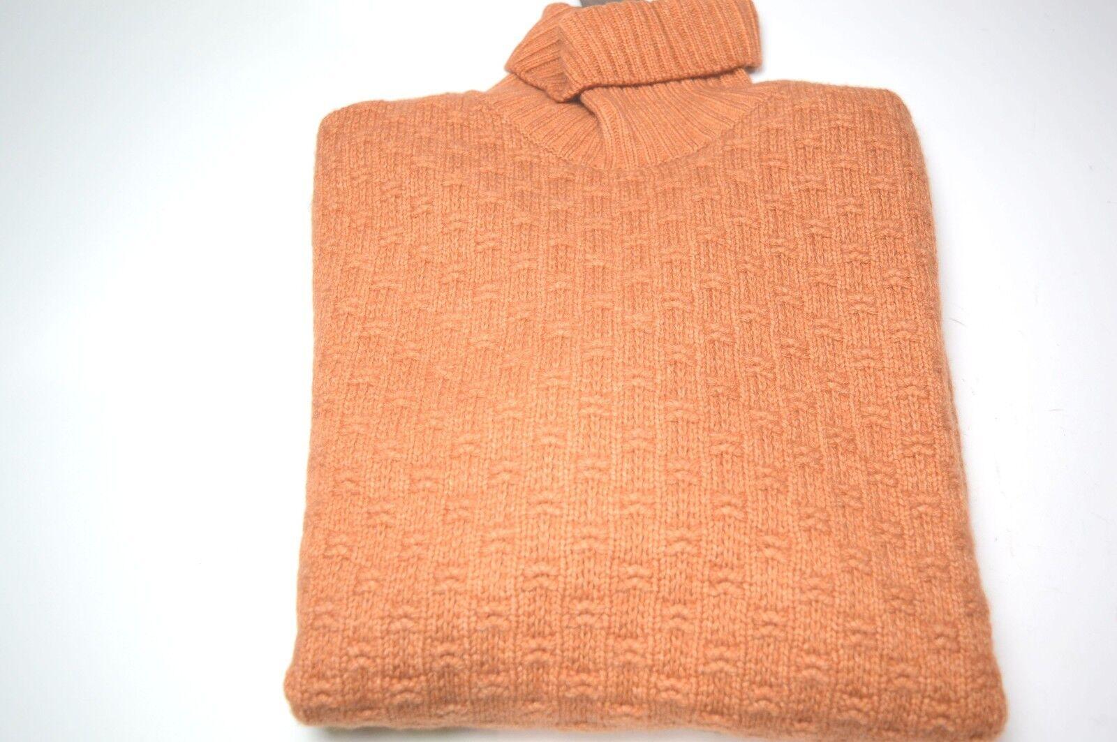 NEW  1650,00 STEFANO RICCI Sweater  Cashmere  Größe M Us 50 Eu (COD 579)