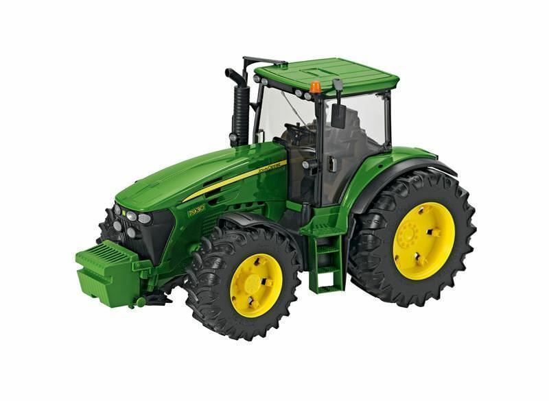John Deere 7930 Tractor Toy Model 1 16 Scale Farm Gift Collectable