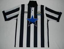 1993-95 NEWCASTLE UNITED ASICS HOME FOOTBALL SHIRT (SIZE XL)