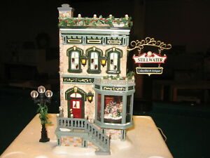 Dept 56 Stillwater Collectibles And Antiques Ebay
