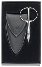 Zwilling TWIN® 1731 Nagelschere 90 mm Microzahnung Etuis aus weichem Nappaleder