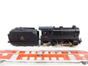 BI281-0-5-Trix-TTR-H0-00-AC-Dampflok-LOK-schwarz-mit-Tender