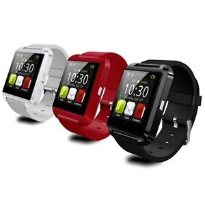 Smart-Watch-U8-Bluetooth-Orologio-Touch-per-ogni-Smartphone-Android-ed-Ios